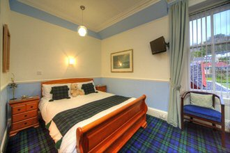 Double Room at Glenbervie