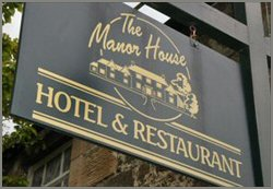 The Manor House Restaurant Oban